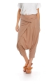 Double Breasted Cut Shalwar - Brown